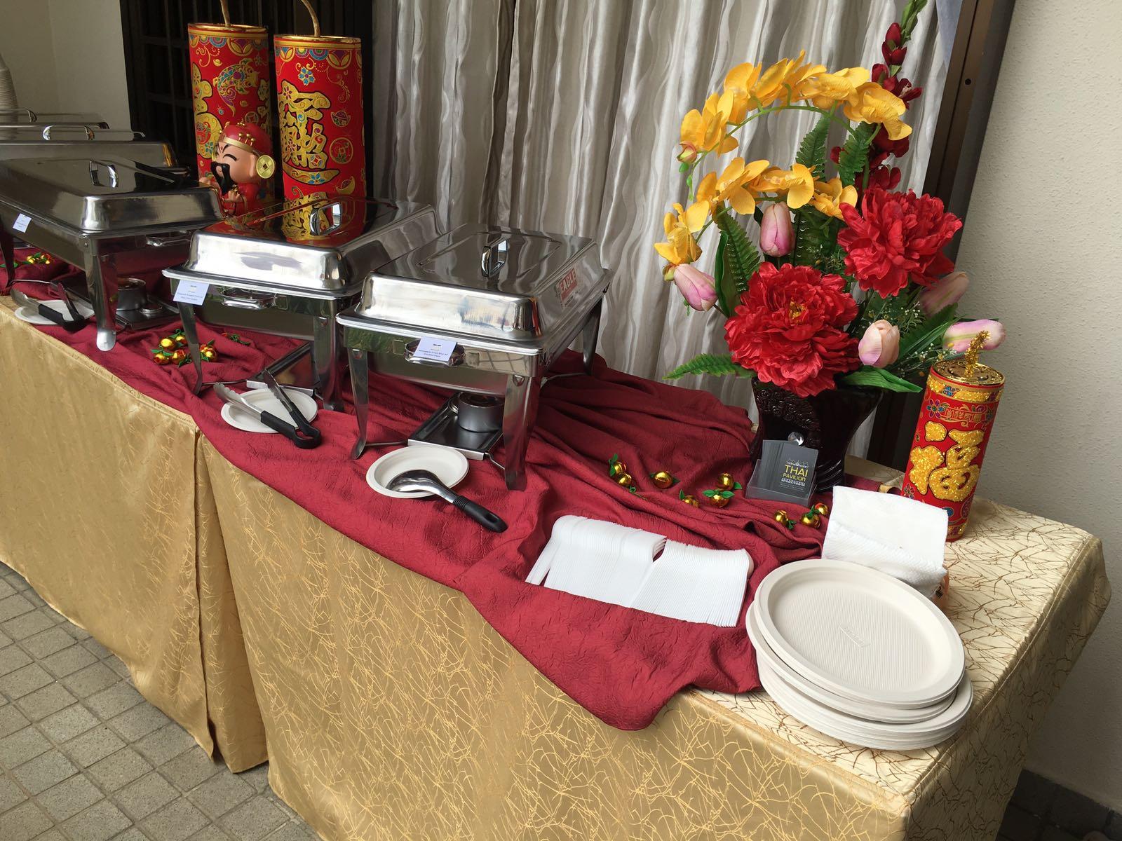 CNY Setup