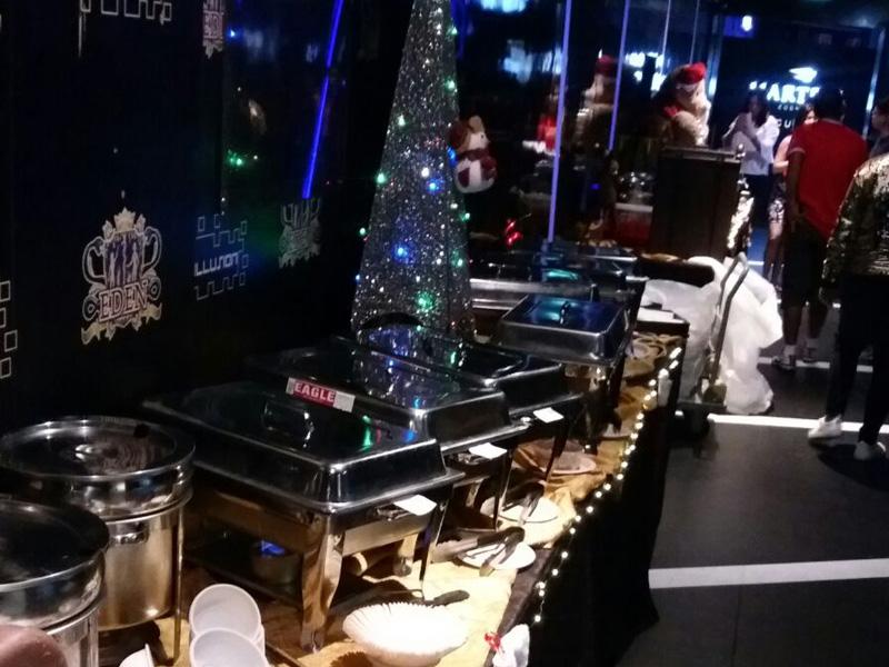 Xmas Party Setup