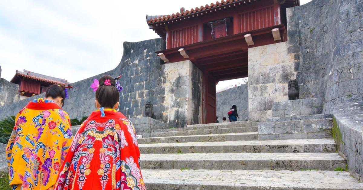 Okinawa UNESCO Sites