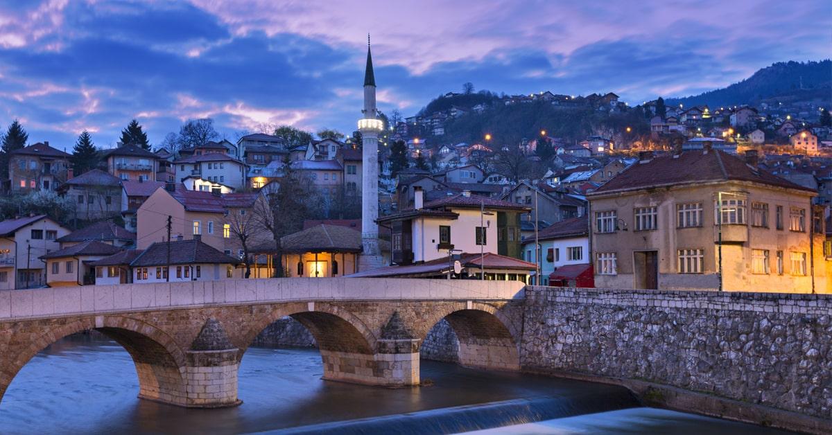 Bosnia & Herzegovina Sarajevo