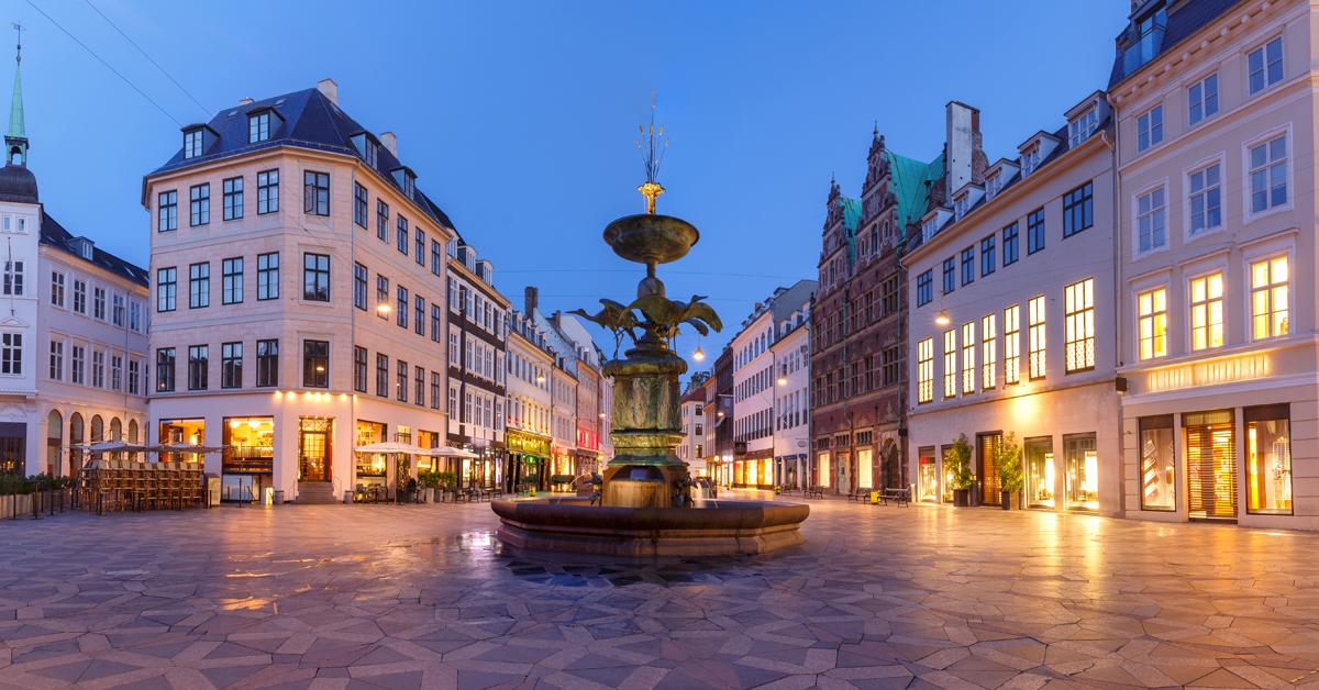 Scandinavia Denmark