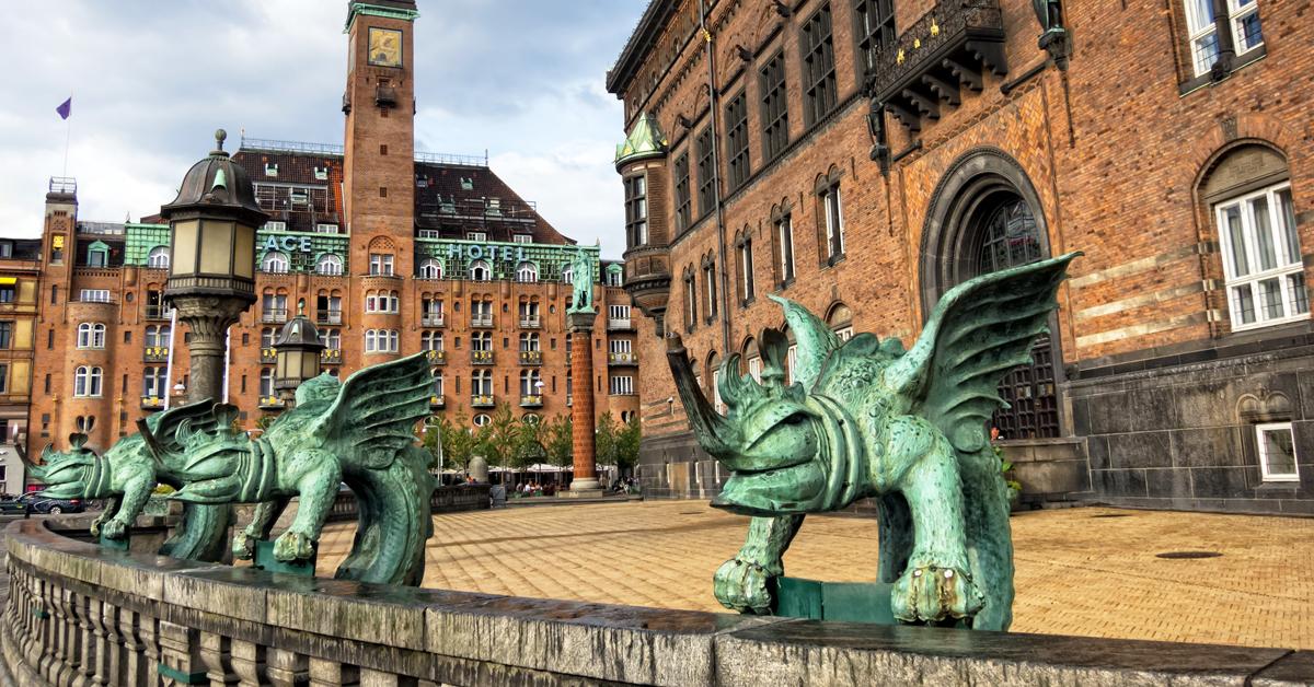 Denmark City Hall