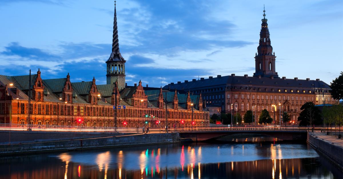 Denmark Christiansborg Palace
