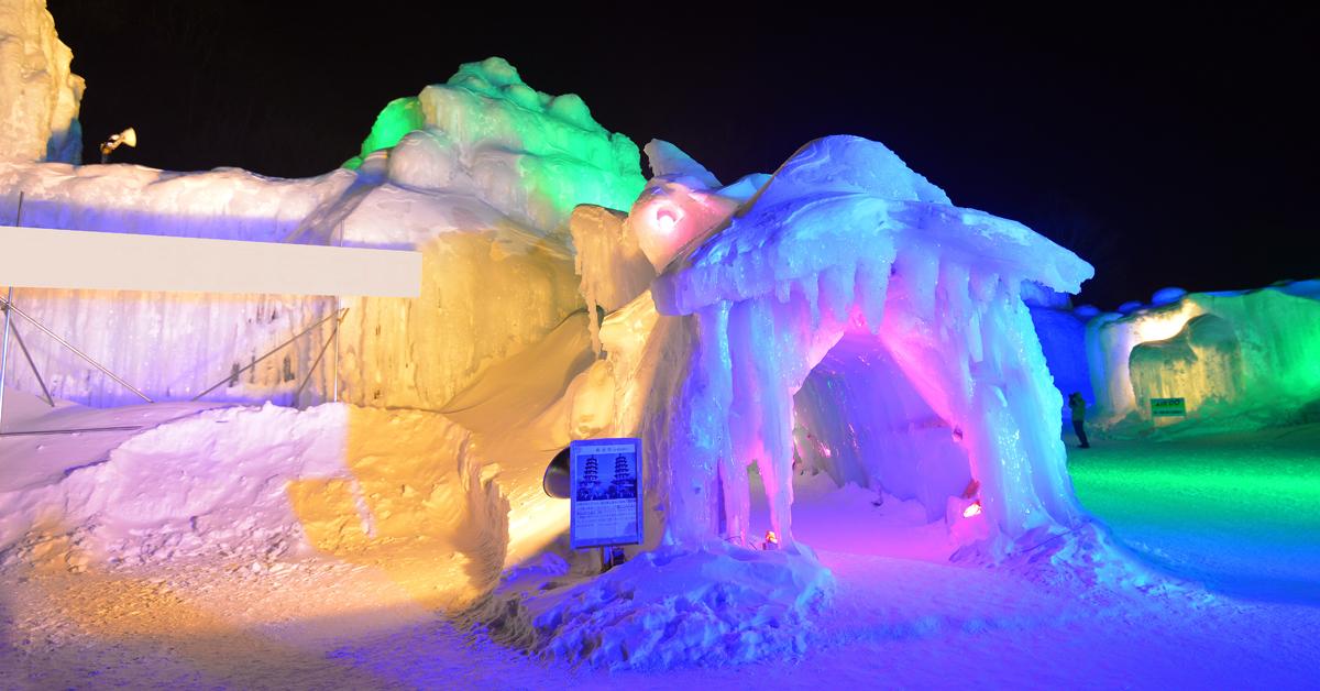 Hokkaido Sapporo Snow Festival