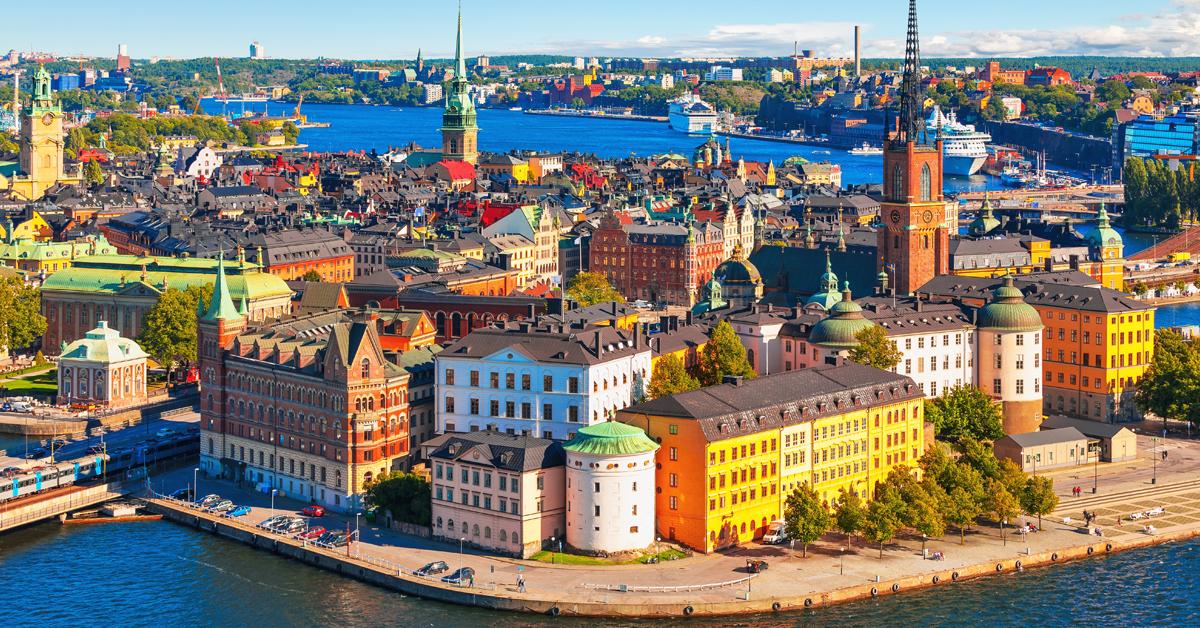 Scandinavia Sweden
